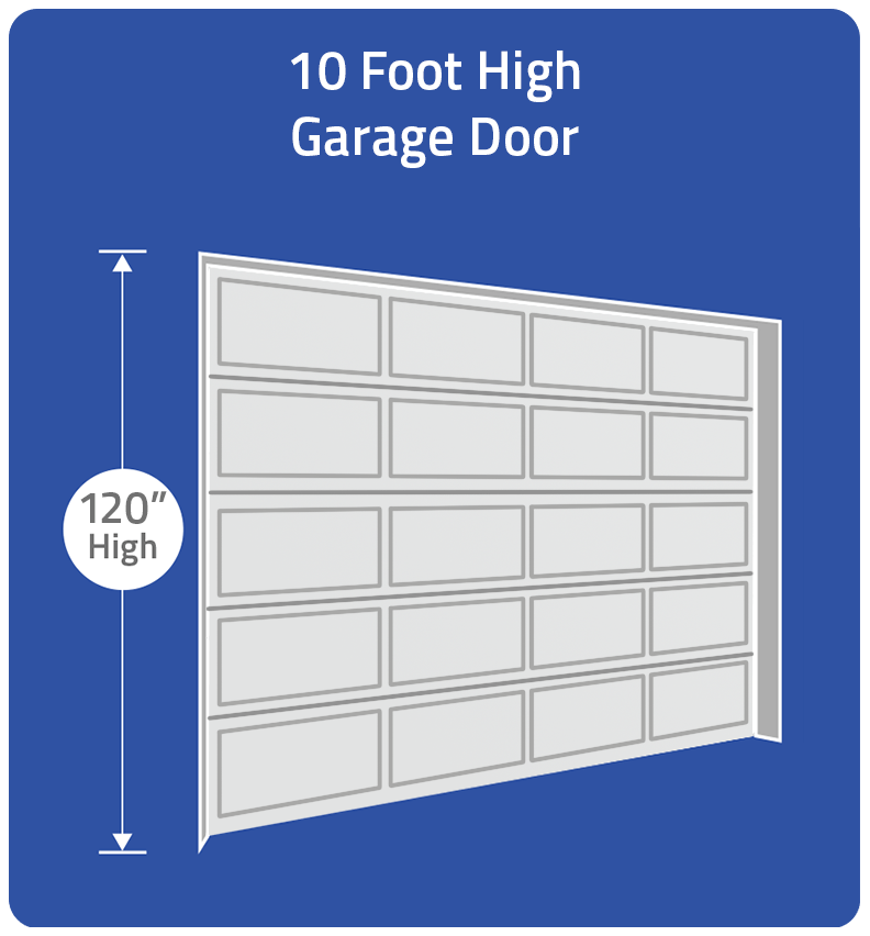 Select 10 Foot Height