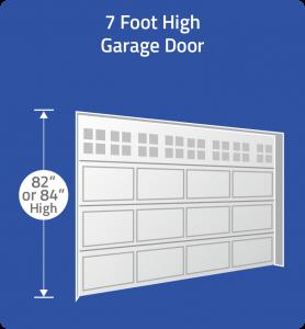 Choose 7 High Door