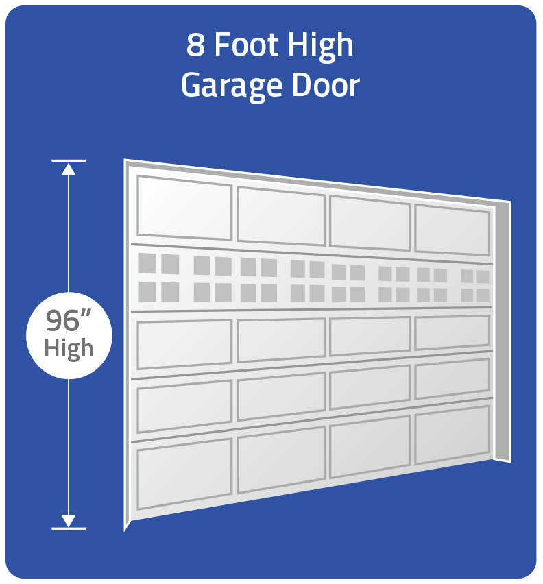 Select 8 Foot Height