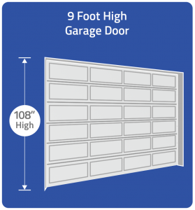 Select 9 Foot Height